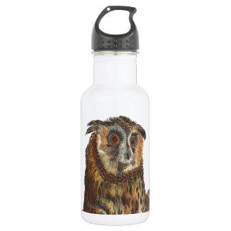 Eagle-Owl - Bubo bubo 18oz Water Bottle