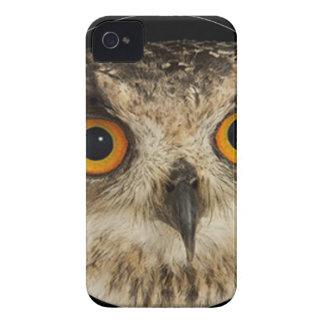 """""""Eagle Owl"""" iPhone 4 Case"""