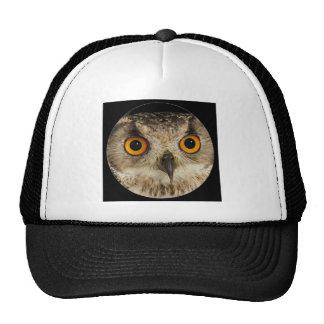 """""""Eagle Owl"""" Trucker Hat"""