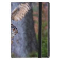Eagle Owl Hunting iPad Mini Cover