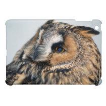 Eagle Owl iPad Mini Cases
