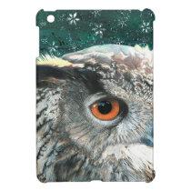 Eagle Owl iPad Mini Covers