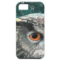 Eagle Owl iPhone SE/5/5s Case