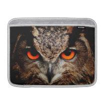 Eagle Owl MacBook Air Sleeve