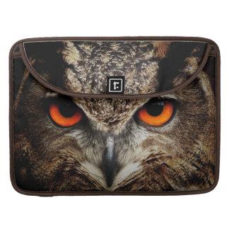 Eagle Owl MacBook Pro Sleeves
