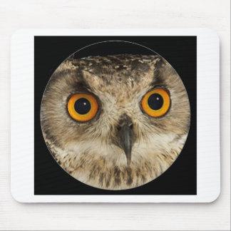 """""""Eagle owl"""" Mouse Pad"""