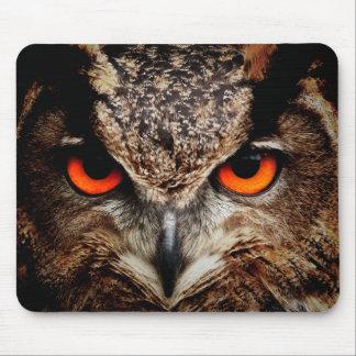 Eagle Owl Mouse Pad