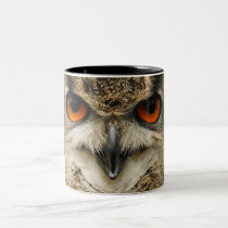 Eagle Owl Mug - Wildelife Eagle Owl Mug