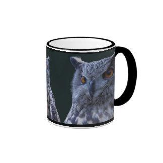 Eagle Owl Mugs