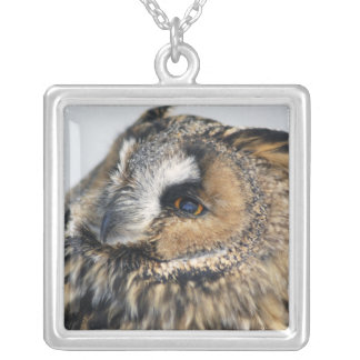 Eagle Owl Necklace