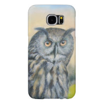 Eagle Owl Samsung Galaxy S6 Case
