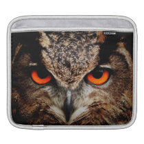Eagle Owl Sleeve For iPads