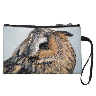 Eagle Owl Wristlet