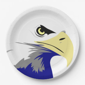 Eagle Paper Plates 9 Inch Paper Plate