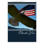 Eagle patriótico le agradece felicitaciones