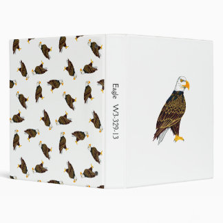 Eagle Patrol Binder