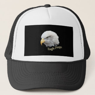 Eagle Peeps Trucker Hat