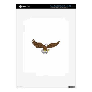 Eagle Pegatinas Skins Para iPad 3