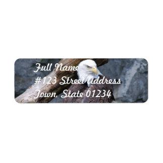 Eagle Perch Return Address Label