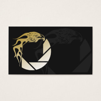 Eagle Photography Business Card