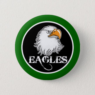 Eagle Pinback Button