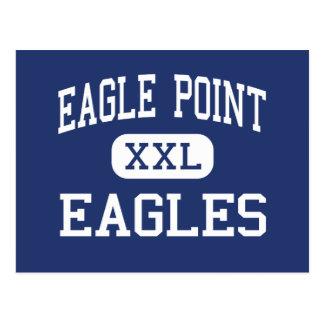 Eagle Point - Eagles - High - Eagle Point Oregon Post Card