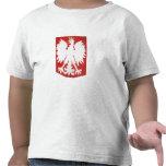 Eagle polaco camiseta