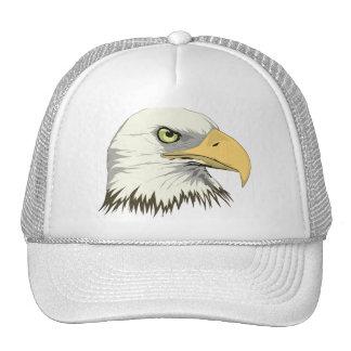 Eagle Profile Mesh Hat