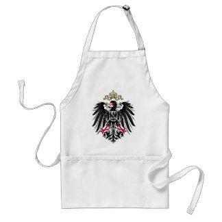 Eagle prusiano delantal