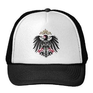 Eagle prusiano gorros