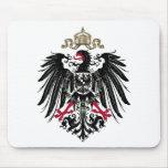 Eagle prusiano tapetes de ratones