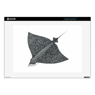 Eagle Ray Decal For Laptop
