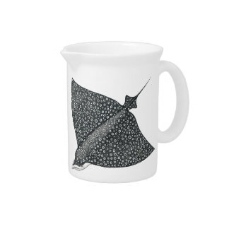 Eagle Ray Drink Pitcher