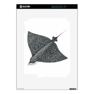 Eagle Ray iPad 2 Decal