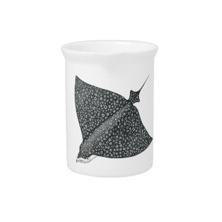 Eagle Ray Pitcher