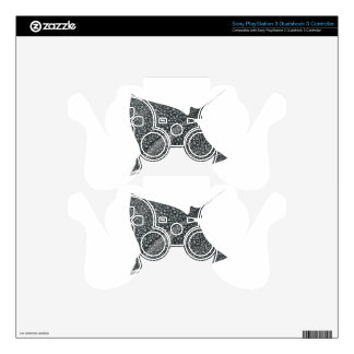 Eagle Ray PS3 Controller Skin