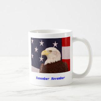 Eagle recuerda noviembre taza clásica