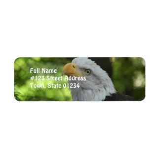 Eagle Return Address Mailng Label