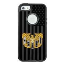 Eagle Rising Flag Phone Case