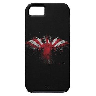 Eagle Rising Sun Japanese Flag iPhone SE/5/5s Case