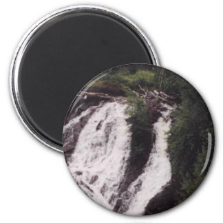 eagle.river.falls 2 inch round magnet