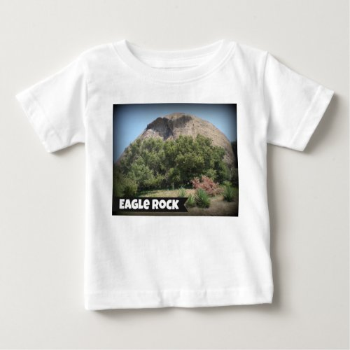 Eagle Rock, California Baby T-Shirt