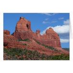 Eagle Rock I Sedona Arizona Travel Photography Card