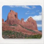Eagle Rock I Sedona Arizona Travel Photography Mouse Pad