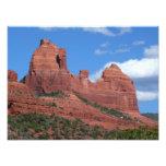 Eagle Rock I Sedona Arizona Travel Photography Photo Print