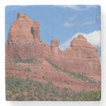 Eagle Rock I Sedona Arizona Travel Photography Stone Coaster