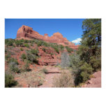Eagle Rock II Sedona Arizona Travel Photography Poster