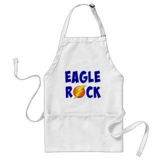 Eagle Rock Lightning Bolt Adult Apron