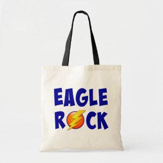 Eagle Rock Lightning Bolt Tote Bag