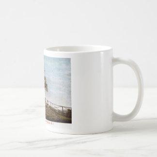 Eagle Rock Top of Orange Mountain NJ 1906 Vintag Coffee Mugs